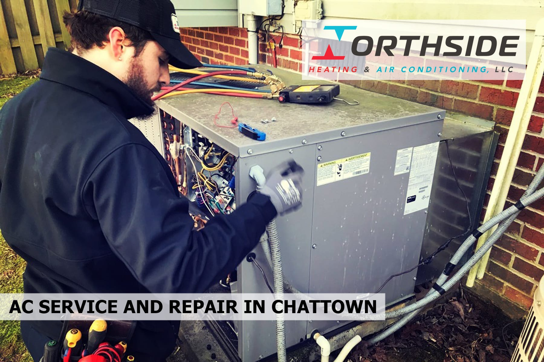 AC SERVICE AND REPAIR IN CHATTOWN