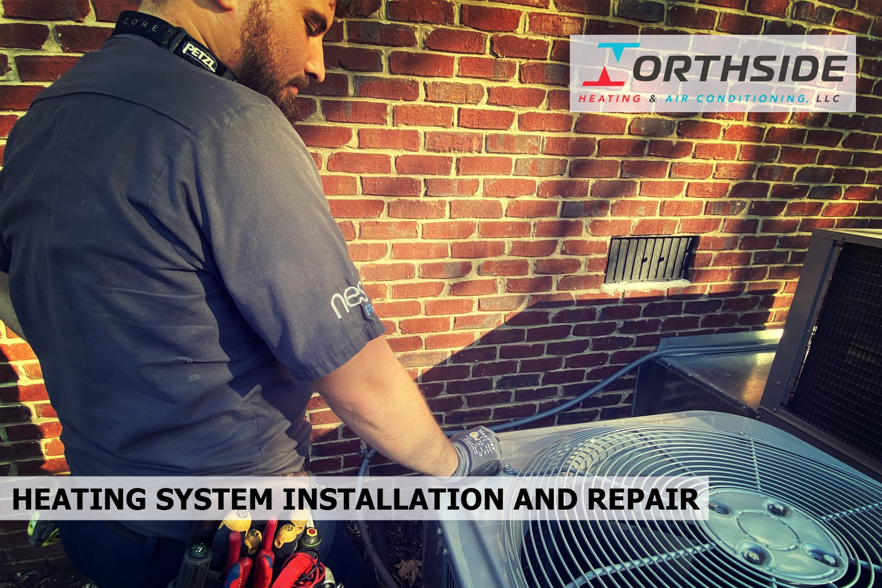 HEATING SYSTEM INSTALLATION AND REPAIR