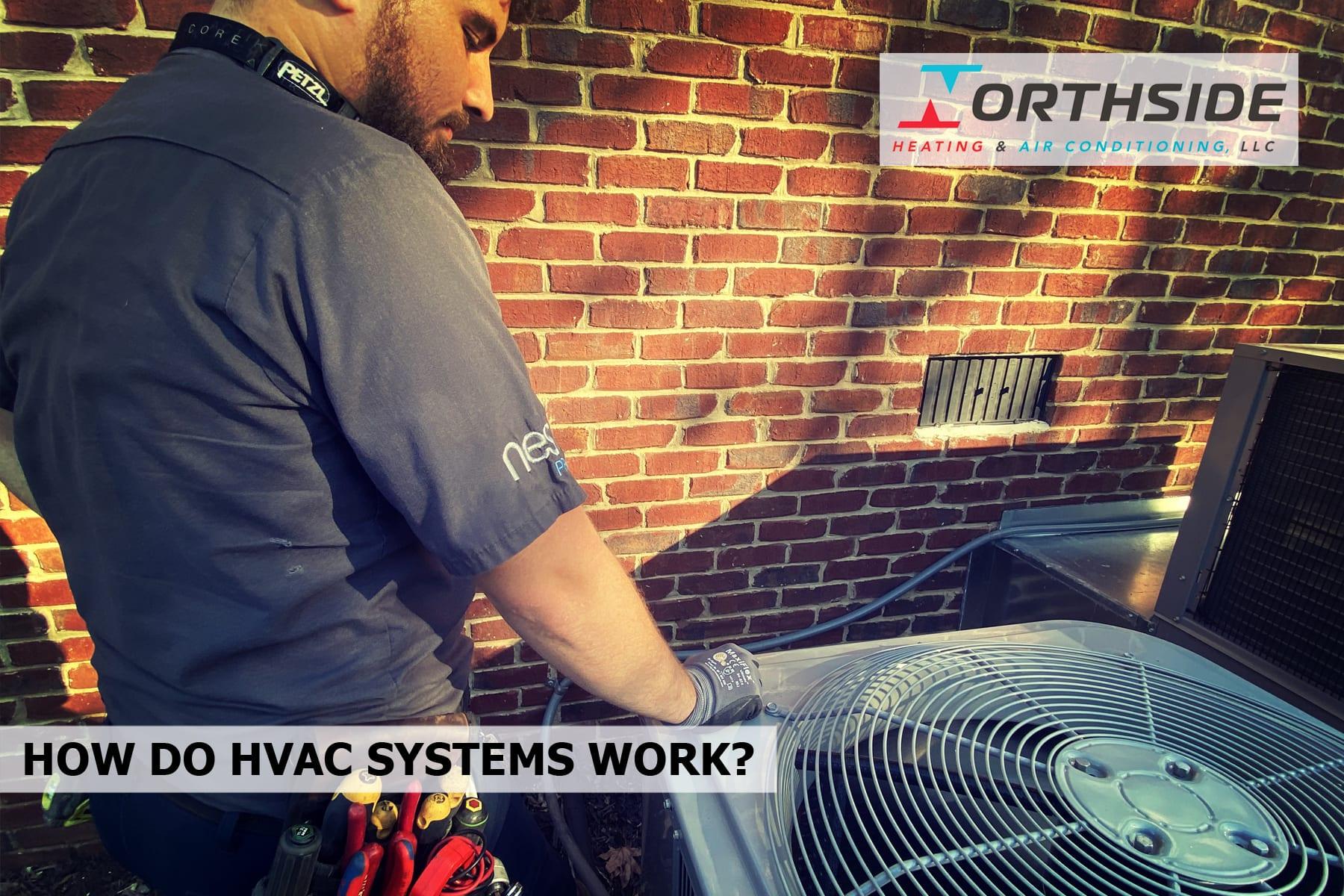 HOW DO HVAC SYSTEMS WORK?