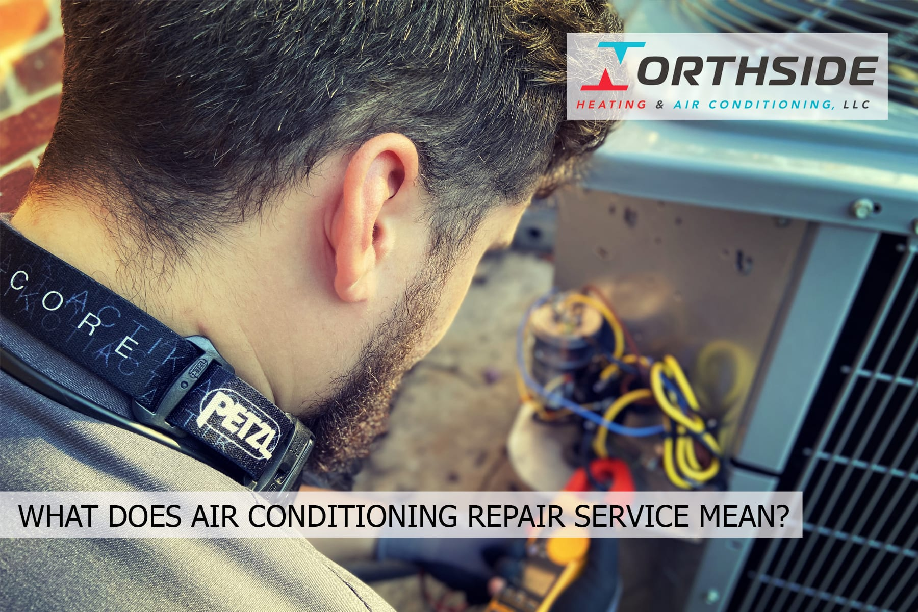 WHAT DOES AIR CONDITIONING REPAIR SERVICE MEAN?