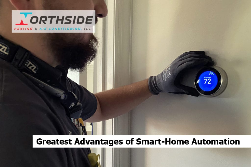 Greatest Advantages of Smart-Home Automation
