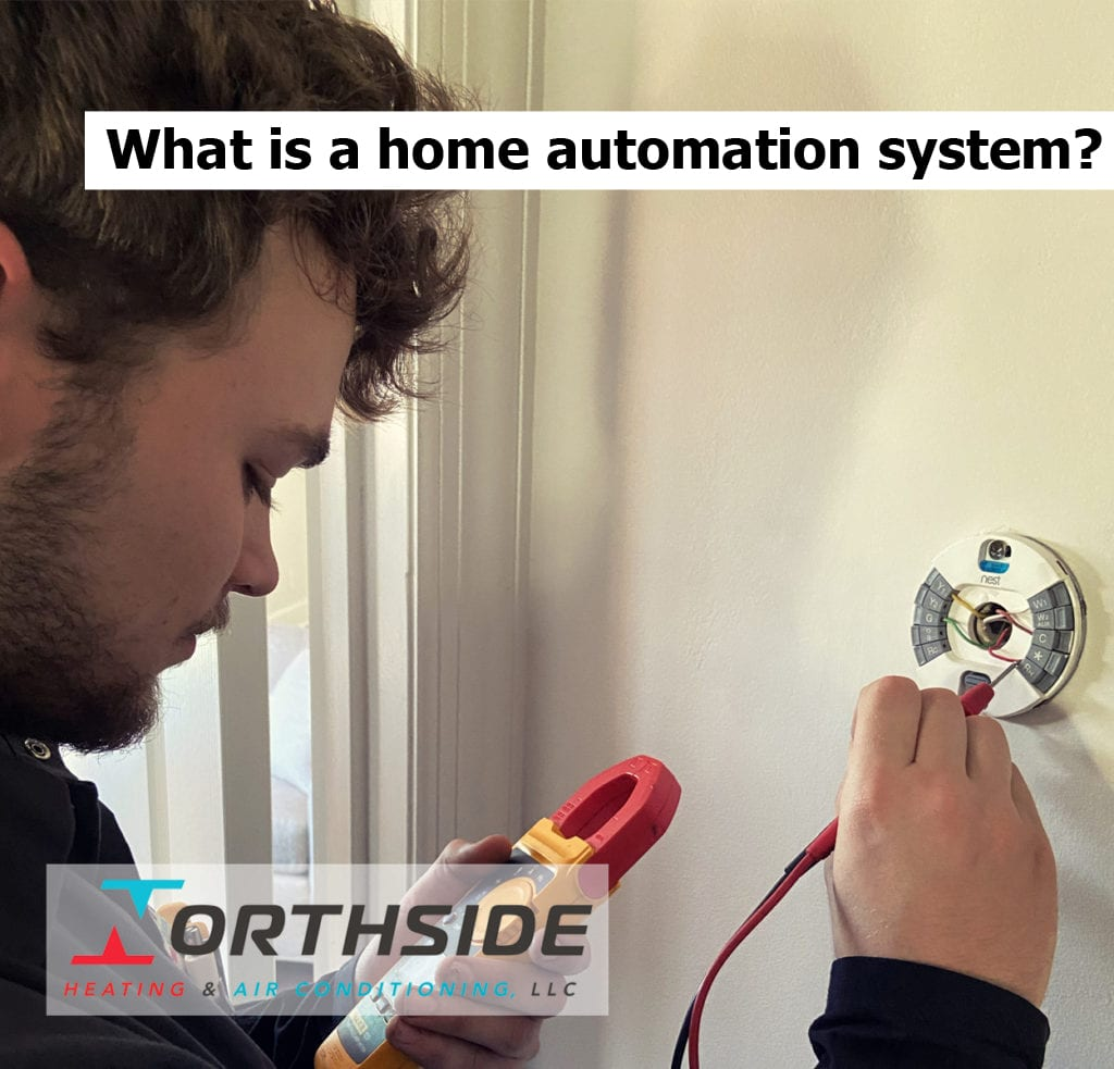 What is a home automation system?