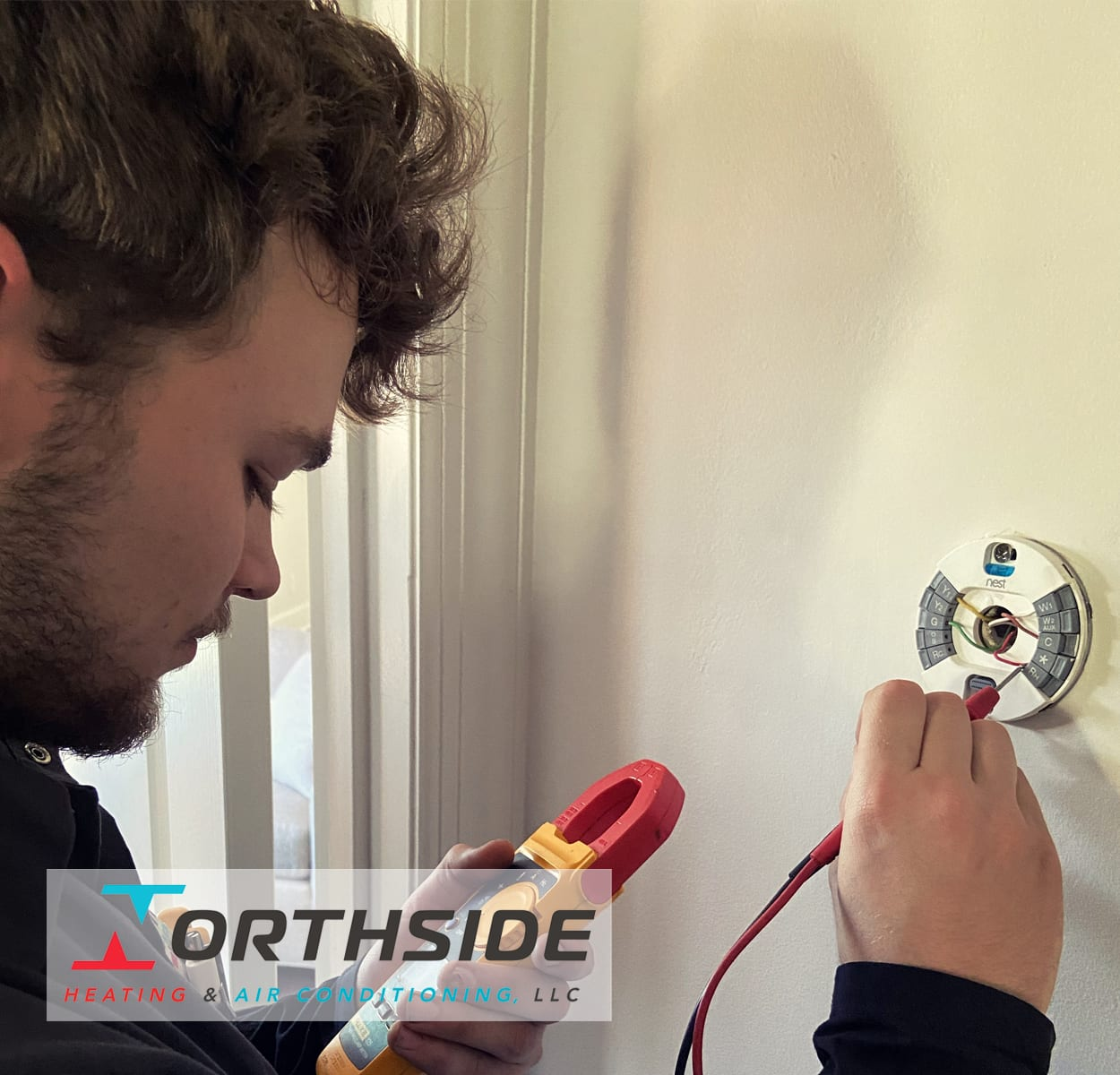 Installing the Nest thermostat