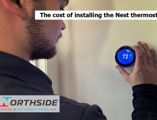 The cost of installing the Nest thermostat