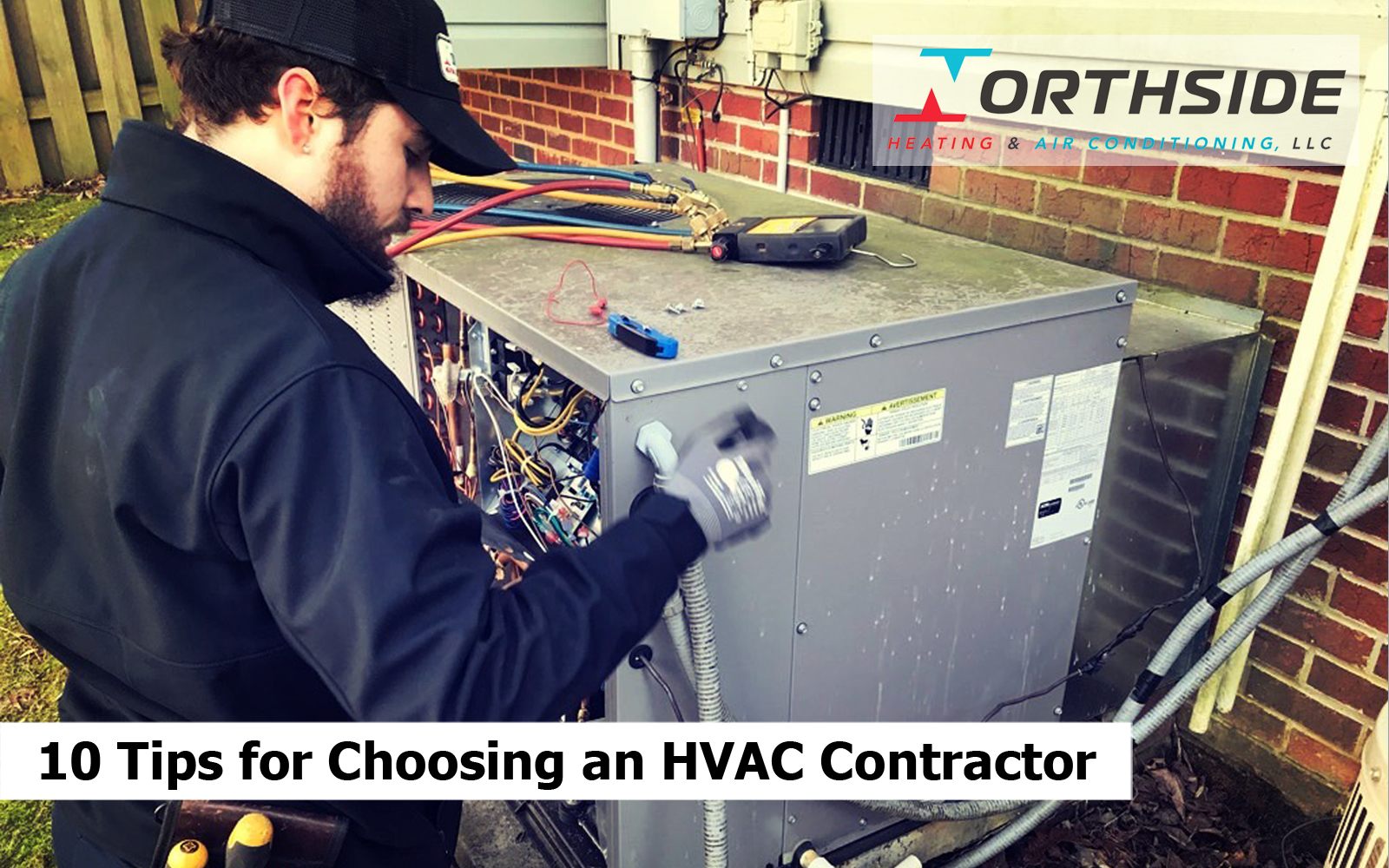 10 Tips for Choosing an HVAC Contractor